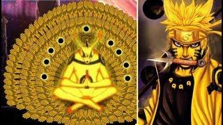 KURAMA Kaget! Naruto Menguasai Teknik SHIN SUSENJU Dgn Mode Asura Kurama & Mimpi Baru Naruto