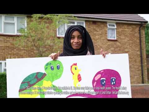 Support Your Local Charity With The Health Lottery