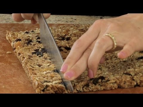 Homemade Granola Bars - Let's Cook with ModernMom