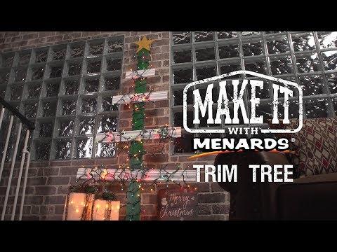 Christmas Trim Tree - Menards