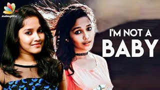 Ajith's Reel Daughter - I'm not a baby anymore : Baby Anikha interview   Maa, Yennai Arindhaal