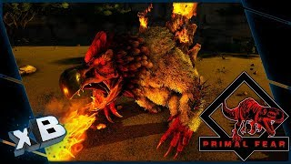 Buffoon Megatherium! :: Modded ARK: Valguero Primal :: E31