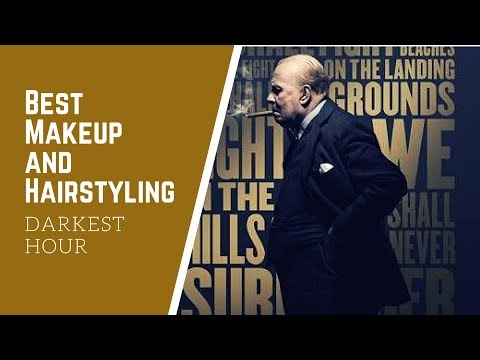 OSCAR 2018 | Darkest Hour wins Best Makeup and Hairstyling