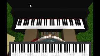 Roblox Piano Imagine Dragon Thunder Notes In Description