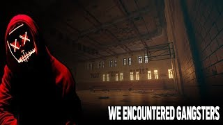 Gang Encounter In Gary Abandoned Building