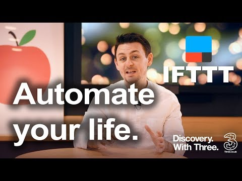 Automate your life   IFTTT If This Then That app recommendation   Discovery with Three