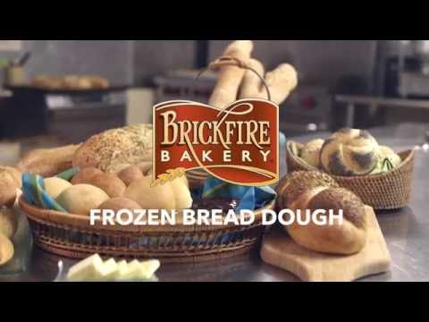 Brickfire Bakery® Frozen Bread Dough - How to Sell