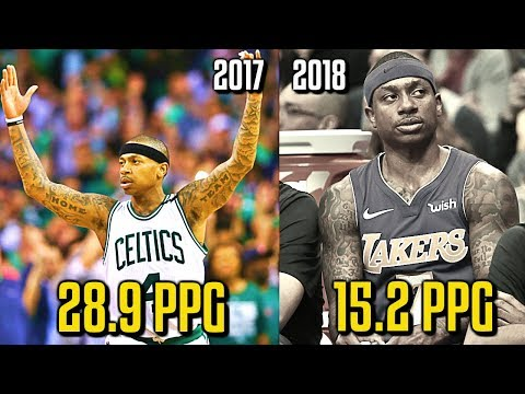 How Isaiah Thomas Lost $100 Million In One Season (And What It Means)