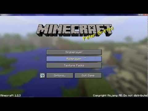 Minecraft 1.7.5 How To Install Single Player Commands