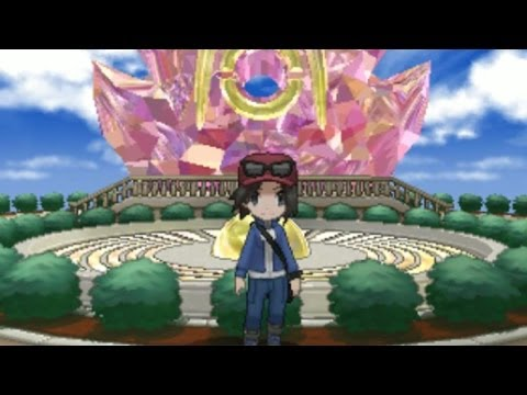 Pokemon X Walkthrough 43 - Anistar City