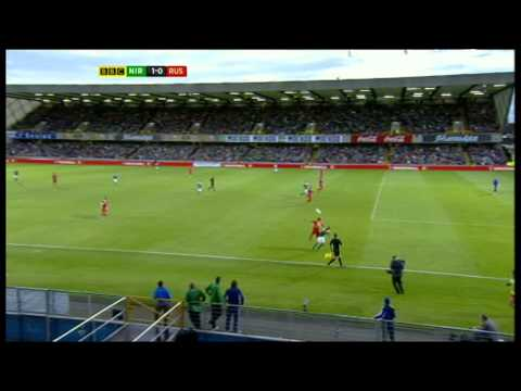 BBC Northern Ireland V Russia 14/08/2013