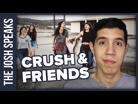 How To Talk To Your Crush in Front of Her Friends