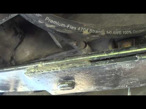 jeep cherokee leaf spring replacement tips