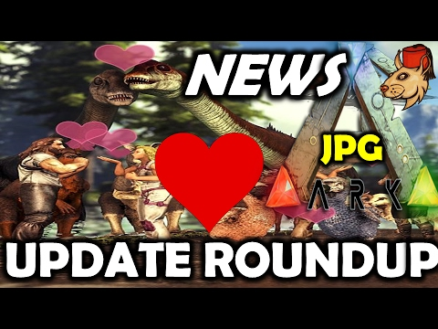 ARK News Roundup - Valentines Event Prim Plus And Center Update For Xbox One/PS4