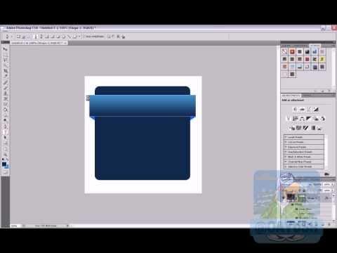 How to make a 3D Ribbon Effect In Adobe Photoshop CS2, CS3, CS4 and CS5!