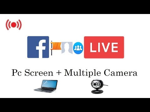 How to Live Stream On Facebook Page/Profile/Group/Event
