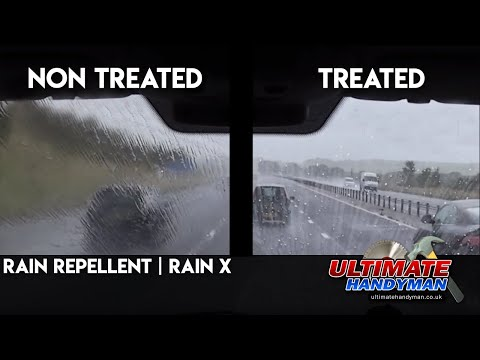 Rain repellent | Rain X