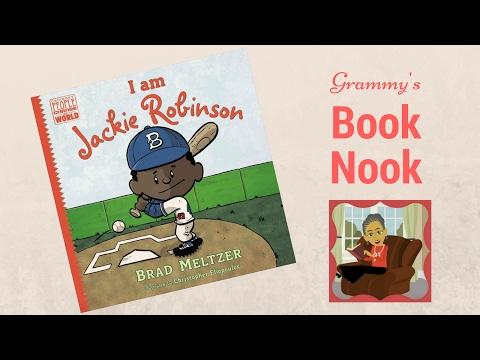 I am Jackie Robinson | Children's Books Read Aloud