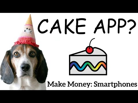 Cake Cash App - SCAM - (ChargerPay Clone) - Make Money with Smartphones