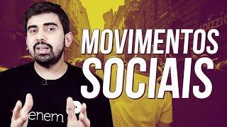 MOVIMENTOS SOCIAIS | Prof. Leandro Vieira