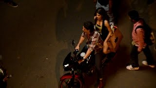Munna Michael shooting in Delhi/ hot nidhi aggrawal