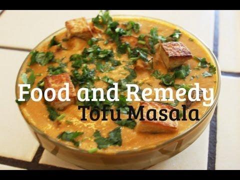 Tofu Masala Curry