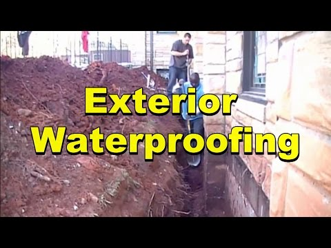 Interior or Exterior Waterproofing Which One Should You Do