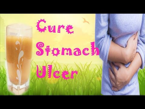 Cure Stomach Ulcer Naturally & Permanently - Causes