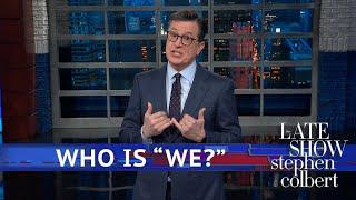 Donald Trump Calls Fox News 'We'