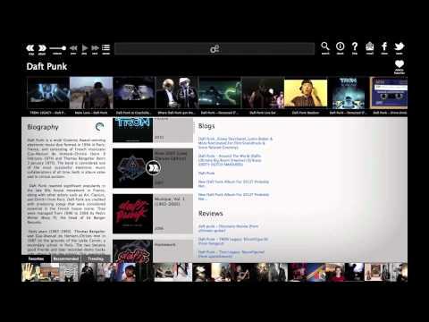 Discovr Music for Mac - Screencast