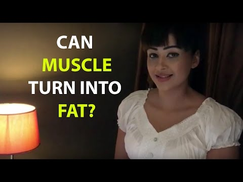 If I Stop Going to The Gym, Will Muscle Turn Into Fat? I Sapna Vyas