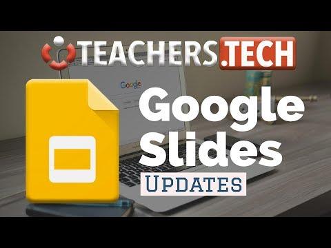 6 NEW Updates for Google Slides