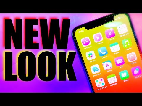 HOW TO CUSTOMIZE IPHONE FOR FREE - iOS 11 - NO JAILBREAK - FULLY WORKING  / COOL THEMES FOR IOS !