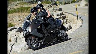 """Exciting """"2018 BMW C650GT"""" BMW Models Updated with New Color and Equipment Options"""