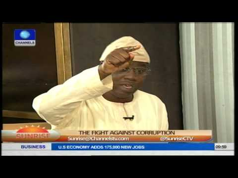 SUNRISE: The Fight Against Corruption: How Have We Fared? Part.4