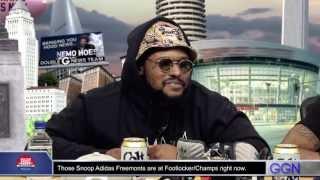 Ggn Snoop & Schoolboy Q Freestyle