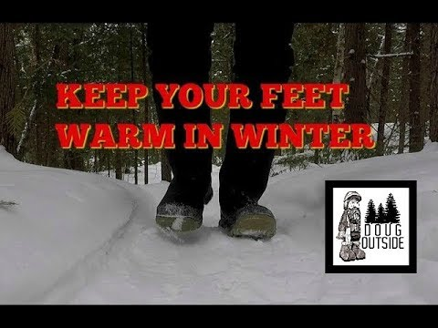 Keep Your Feet Warm In Winter