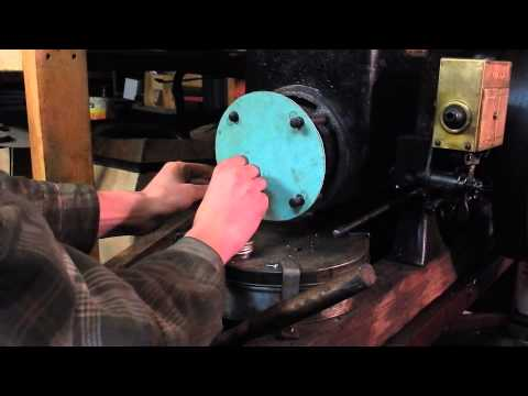 Hit and Miss Engine Tips - Easy way to cut a gasket