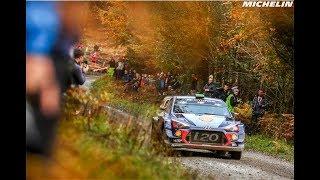 Shakedown - 2017 WRC Wales Rally GB - Michelin Motorsport