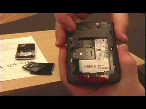 Video How to Switch SIM Cards in Cell Phones