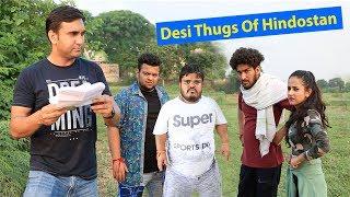 Desi Thugs of Hindostan | Episode 01 - Kidnap | Lalit Shokeen Films