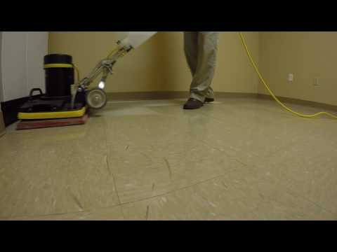 Stripping a Wax Floor Without Chemicals
