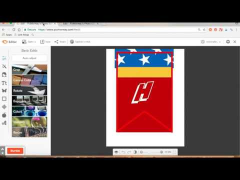 How to Make a Custom Party Banner with PicMonkey