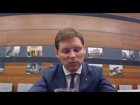 Victor Negrescu Romania's EU Presidency will involve 300 separate events