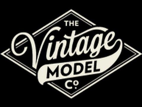 Vintage Model Company Balsa Kits