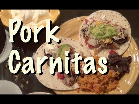 How to Make Pork Carnitas