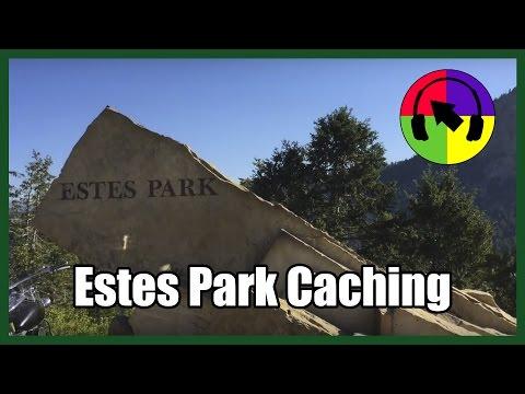 [GW14er Denver] Estes Park Geocaching