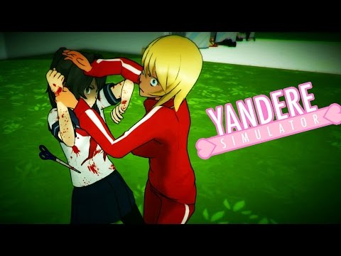 TRYING TO KILL ALL THESE FREAKING TEACHERS | Yandere Simulator #18 (Sanity Update)
