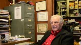 My Grandpa - Dr Art Bradley Martin Sr (rough draft)
