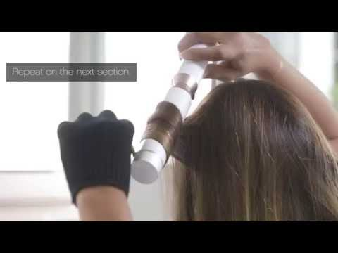How to Get Bombshell Waves with the T3 Whirl Trio Interchangeable Styling Wand   Sephora